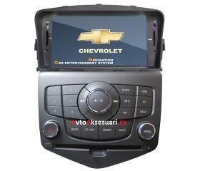 Штатная магнитола для Chevrolet Cruze 09-12