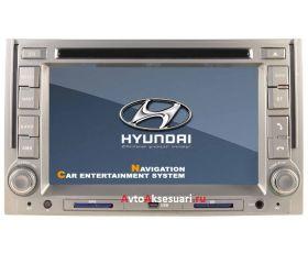 Штатная магнитола для Hyundai Starex 07-12 г.