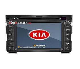 Штатная магнитола для Kia Ceed - 2010-12
