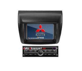 Штатная магнитола для Mitsubishi Pajero Sport - L200 2010-12