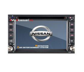 Штатная магнитола для Nissan Qashqai