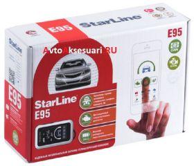 Автосигнализация StarLine E95 2CAN