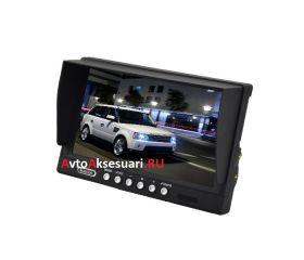 Автомобильный монитор 9 дюймов 2 AV