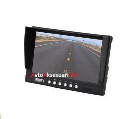 Автомобильный монитор 9 дюймов с разделением на 4 AV