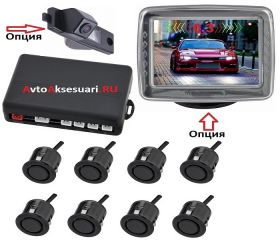 Видеопарктроник 8 датчиков PZ600-8